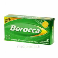 Berocca Comprimés effervescents sans sucre T/30 à Rueil-Malmaison
