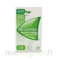 NICORETTE 4 mg Gom à mâcher médic sans sucre menthe fraîche Plq/30gom à Rueil-Malmaison