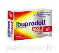 IBUPRADOLL 400 mg Caps molle Plq/10 à Rueil-Malmaison