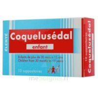 COQUELUSEDAL ENFANTS, suppositoire à Rueil-Malmaison