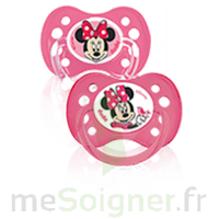 Dodie Disney Sucette anatomique silicone +6mois minnie Lot/2 à Rueil-Malmaison