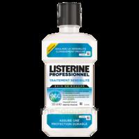 Listerine Professionnel Bain bouche traitement sensibilité 500ml à Rueil-Malmaison