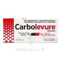 CARBOLEVURE Gélules adulte Plq/30 à Rueil-Malmaison