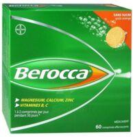 Berocca Comprimés effervescents sans sucre T/60 à Rueil-Malmaison